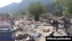 2005 کے زلزلے کے بعد اقوام متحدہ نے پاکستان میں بڑے پیمانے پر امدادی سرگرمیوں میں حصہ لیا۔