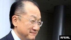 Президент Світового банку Джим Йонґ Кім