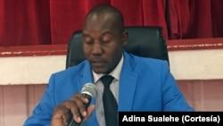 Nampula tem novo presidente-interino, Américo Yemenle