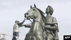Памятник Петру Первому, Санкт-Петербург