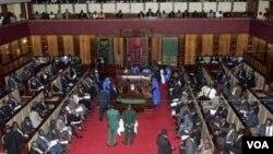 肯尼亞議會