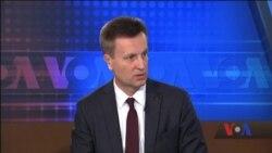 """Валентин Наливайченко: Україні потрібен """"молодий та незалежний"""" антикорупційний суд. Відео"""