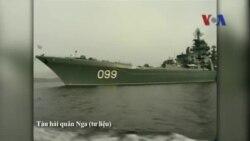 VN đơn giản hoá thủ tục cho tàu chiến Nga ghé cảng Cam Ranh