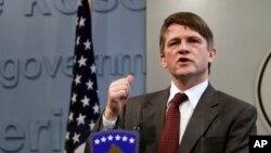 미 국무부의 토마스 컨트리맨 국제안보, 비확산 담당 차관보. (자료사진)