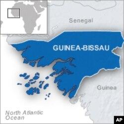 几内亚比绍地图