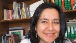 """Glaúcia Nogueira resgata a história com """"Cabo Verde e a música – um dicionário de personagens"""" - 18:25"""