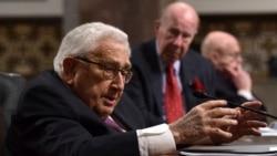 ေျမာက္ကိုရီးယား ႏ်ဴကလီးယားအႏၵရာယ္ ၀န္ႀကီးေဟာင္း Kissinger နဲ႔ Shultz တို႔သတိေပး
