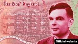 تصویر آلن تورینگ، ریاضیدان برجسته بریتانیایی روی اسکناسهای پنجاه پوندی قرار خواهد گرفت