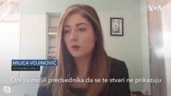 Novinarka portala KRIK Milica Vojinović razgovarala je sa roditeljima nestalih mladića koji su molili Vučića da ne pušta snimke