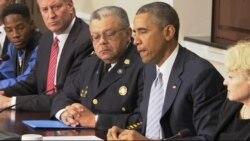 Ferguson: Tema central en la Casa Blanca