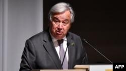 Sekretaris Jenderal PBB Antonio Guterres