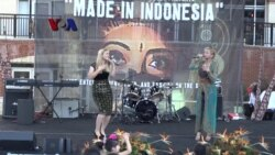 Festival 'Made in Indonesia' di Silver Sping, Maryland