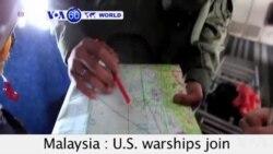 VOA60 Duniya: Malaysia, Maris 13, 2014
