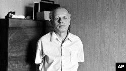 Андрей Сахаров, 1974 г.