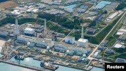 Nhà máy điện hạt nhân Fukushima bị thiên tai sóng thần làm hư hại.