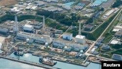 Suasana di sekitar PLTN Daiichi di Fukushima, 31 Agustus 2013 (Reuters/Kyodo).