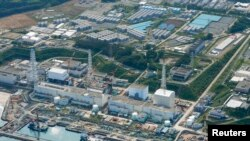 Fukushima Daiichi nuclear power plant. Photo taken on August 31, 2013. (Reuters/Kyodo)