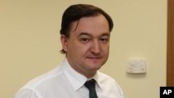 Сергей Магнитский (архивное фото)