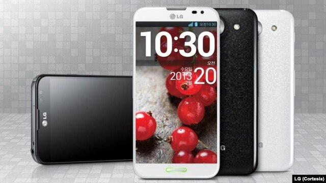 LG fue alguna vez el tercer mayor fabricante de teléfonos móviles del mundo.