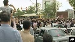 In 2009, a massive uprising in Iran, with students at the lead, brought tens of thousands into the streets