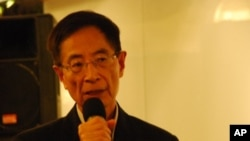 香港民主黨前主席李柱銘 (資料照片)