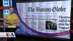 13 Eylül Amerikan Basınından Özetler