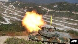 Южная Корея провела военные учения, несмотря на угрозы Пхеньяна