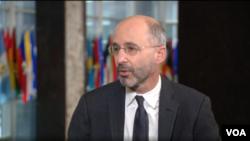 На фото: спеціальний посланець США щодо Ірану Роберт Меллі