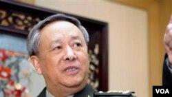 Kepala Staf Umum Angkatan Bersenjata Pembebasan Rakyat Tiongkok, Chen Bingde.
