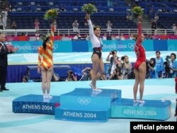 ანა დოღონაძემ ათენის ოლიმპიადა გერმანიის სახელით მოიგო