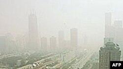 Tình trạng ô nhiễm không khí ở Bắc Kinh