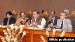 مسلم لیگ (ن) کی پارلیمانی پارٹی کا اجلاس