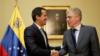 Guaidó agradece el respaldo del gobierno alemán, tras reunión con embajador