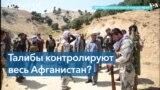 Афганистан: Панджшер продолжает сопротивление?