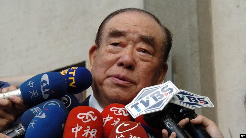 一代军事强人郝柏村百岁逝世 见证台湾宁静革命史