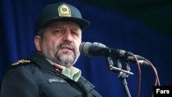 اسماعیل احمدی مقدم فرمانده نیروی انتظامی ایران
