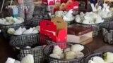 台湾官员批评中国暂停进口水果
