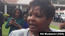 Mushakabvu Doctorr Ellen Gwaradzimba