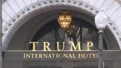 Uloga Trampovih hotela u kampanji