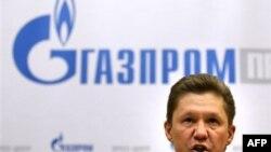 «Газпром» відмовляється переглядати ціну газу для України