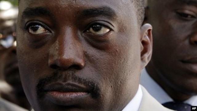 Joseph Kabila (archives)