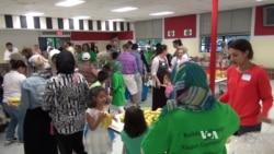 DC Area Islamic Charity Feeds the Poor for Ramadan