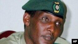 Jenerali Kayumba Nyamwasa aliye uhamishoni Afrika kusini.