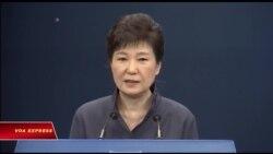 Quốc hội Hàn Quốc biểu quyết luận tội Tổng thống