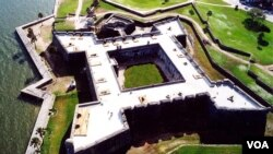 Castillo de San Marcos istehkamı