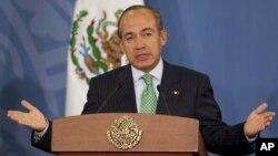 El presidente mexicano Felipe Calderón y su Partido de Acción Nacional (PAN) pidieron que se investigue las irregularidades de las pasadas elecciones presidenciales.