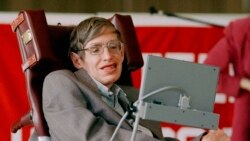 ၿဗိတိသွ် ႐ူပေဗဒပညာရွင္ Stephen Hawking ကြယ္လြန္