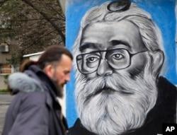 """Radovan Karadžić skrivao se iza pseudonima Dragan Dabić i predstavljao se kao """"iscjelitelj""""."""