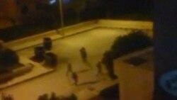 Halep'teki Öğrenci Yurduna Saldırı
