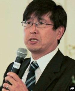 日本驻华盛顿大使馆国会组组长千叶明